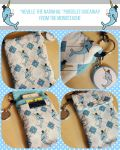 Dapper Narwhal Purselet Giveaway! by Monostache