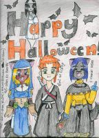 Super Late Happy Halloween '05 by DRei-chan