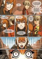 Keep Running D.D FANcomic 17 by Kaisel