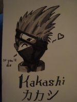 Kakashi love by Lunix17