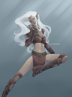 Request - Lyna Mahariel by pic-char