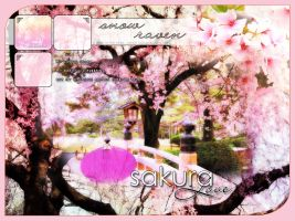 Sakura Blossoms by FreakyStrawberry