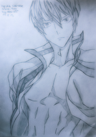 Haruka Nanase from Anime Free by Alex-Chii