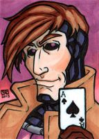 Gambit 001 S by TheRigger