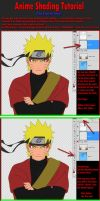 Anime Cell Shading Tutorial by Omar6