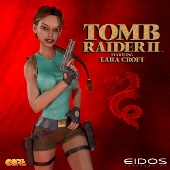 Tomb Raider 2 by tombraider4ever