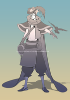 (ON HOLD) - Bird Charmer Adoptable #046 by Timothy-Henri
