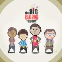 241-365 Big Bang Theory by ChrisGritti