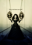 Who is the fairest one of all? by SoniaCosta