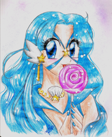 Contest: Sailor Lollipop Siren by Tangerinna