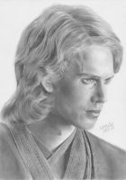 Anakin Skywalker by nakusta