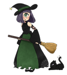 Witch Adopt: OPEN by MochaMeadow