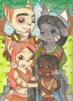 Azimuth Family 2 by still-a-fan