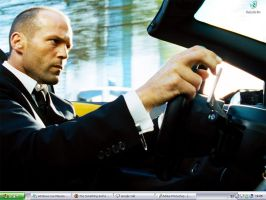 Statham Wallpaper by pumina