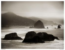 Cannon Beach by Foxtography
