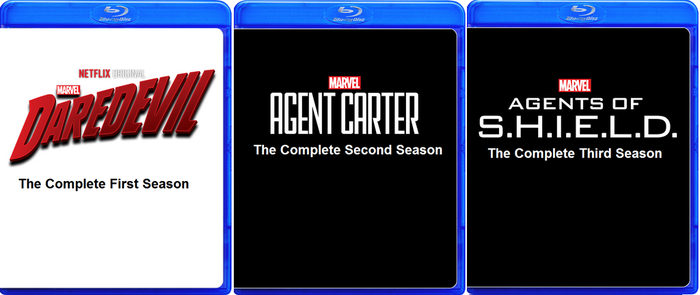 3 things im waiting for marvel to put on bluray! by BendingMasterB10TD