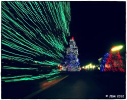 Christmas Flashes By... by JDM4CHRIST