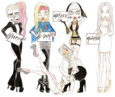 Happy Birthday Mother Monster by Minuxury