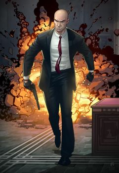 Hitman Absolution Launch by PatrickBrown