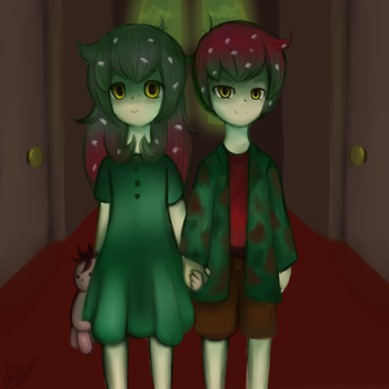 Flakys And Flippys Children by sugercubestrawberry1
