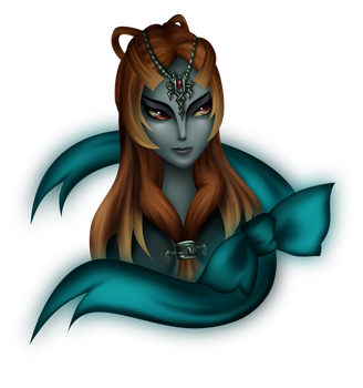 Midna Shall Be Your Gift by Hikolol35