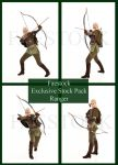 Exclusive Ranger Stock Pack by faestock