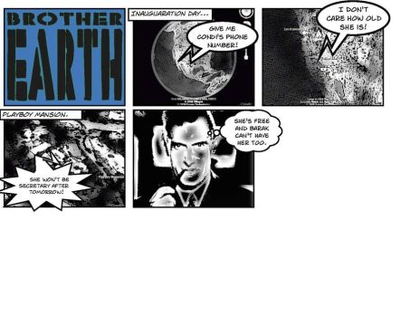Brother Earth Issue 1 by farmer9999