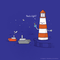 The Lighthouse by NaBHaN