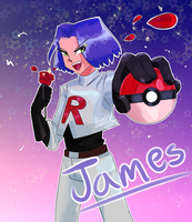 Team Rocket - James ~ Amy by AliceandAmy