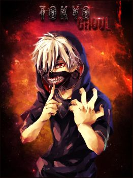 Tokyo Ghoul by ChrisTrenteSix