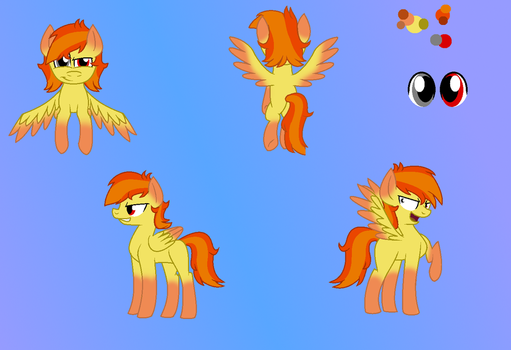 Another Ref Sheet by imjusthere123