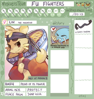 Team Fu-Fighters by fu-fighters