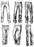 Clothing Study: Jeans by Spectrum-VII