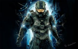 Master Chief [Collab w/PowersWithin] by Snow323