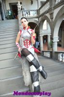 Lady Sif by JadeForce
