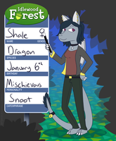 Idlewood: Shale App by QueenZephy