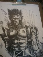 Wolverine Incomplete by Chanrom