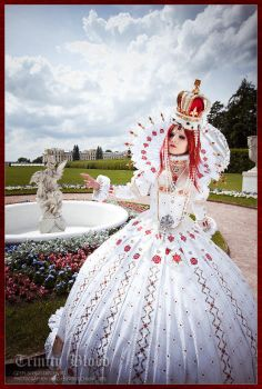 Trinity Blood: Esther by Astarohime