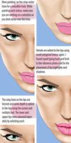 Painting Faces Tutorial by pinkperfect