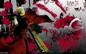 Dante Wallpaper DMC by evilalucard
