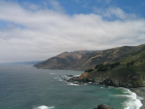 Along Highway 1 -9- by mountainliongrl