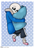 Sans the Sin of Sloth by Turbodragon451