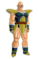 Nappa by Raykugen