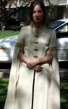 Upper Court Gown by tereclel