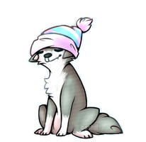 my hat is cooler than yours by ooshii