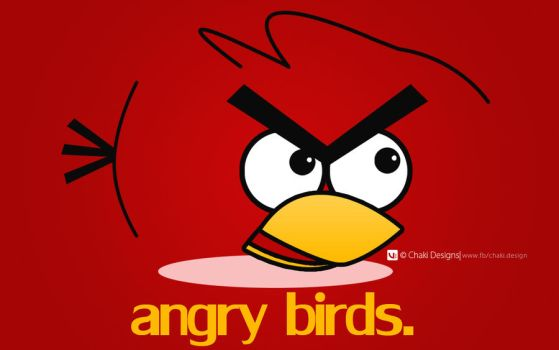 Angry birds by Chaki-SK