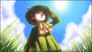Snufkin's Sky by Bhansith