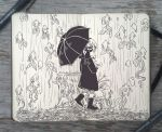 #98 After the rain by 365-DaysOfDoodles