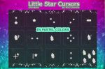 Kawaii Cute Sweet Pastel Rainbow Little Star ANIMA by MimiDestino