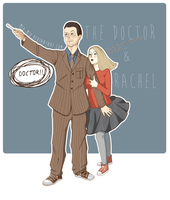 Doctor Whose! by mio-mio